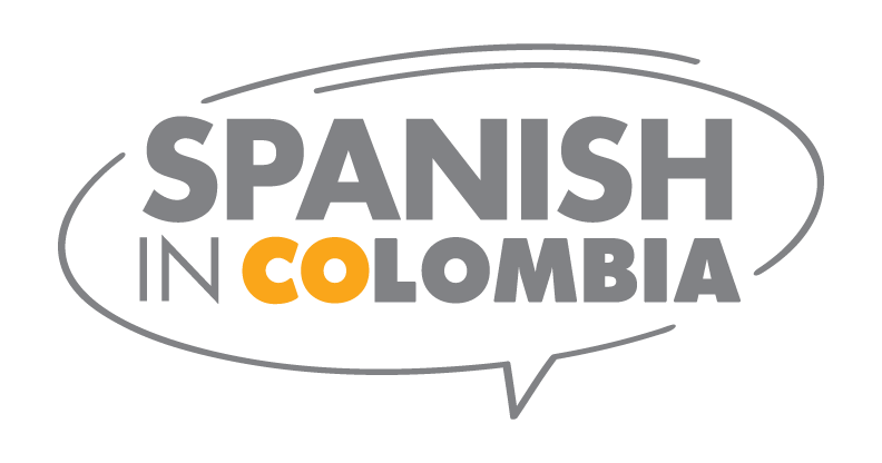 Logotipo Spanish in Colombia