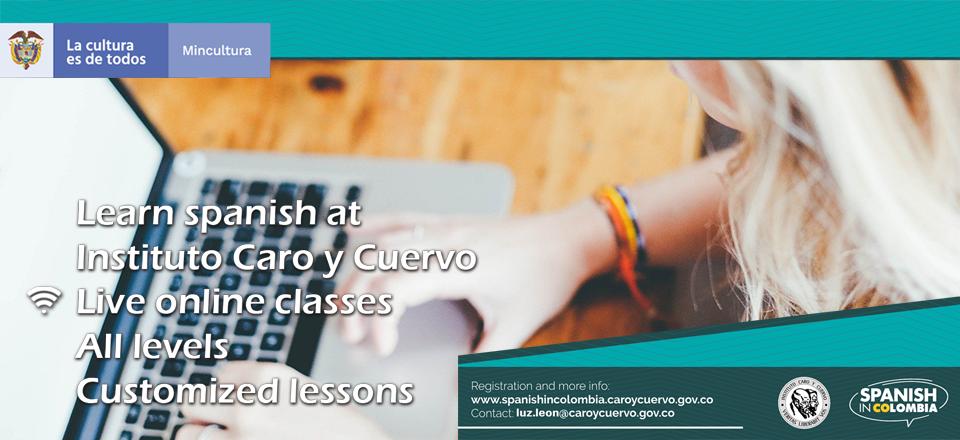 Cursos de español para extranjeros en línea