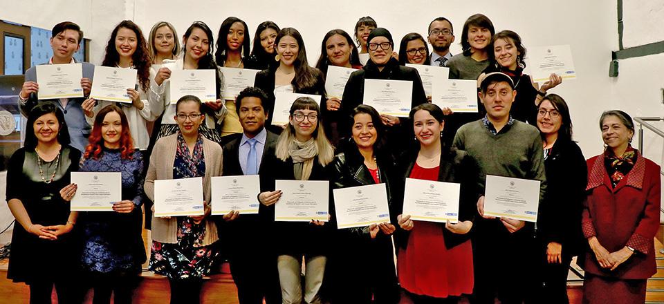 28 estudiantes certificados en el Diplomado en ELE del ICC