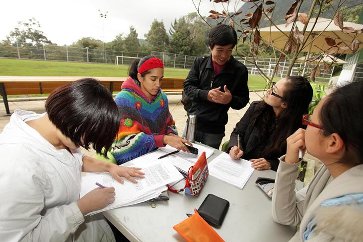 Institución universitaria Universidad de los Andes