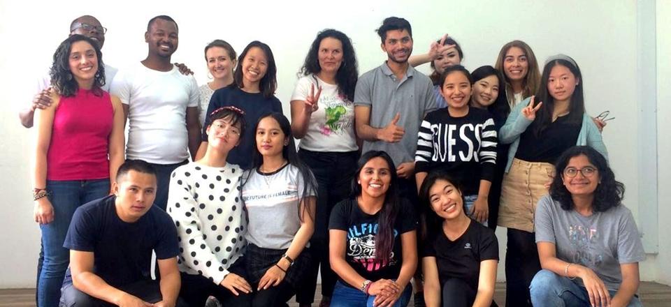 Entrevista a Carolina Ulloa, docente de español de la iniciativa ELE Colombia
