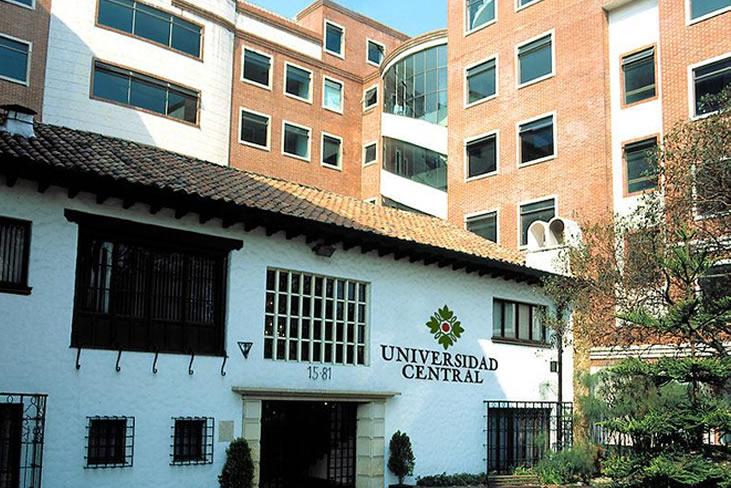 Institución universitaria Universidad Central - Bogotá