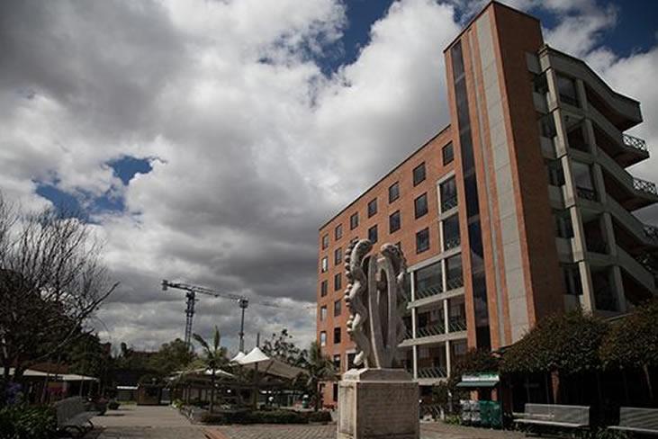 Institución universitaria Universidad del Bosque - Bogotá