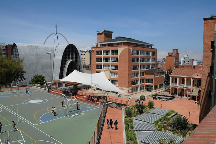 Institución universitaria Universidad de La Salle - Bogotá