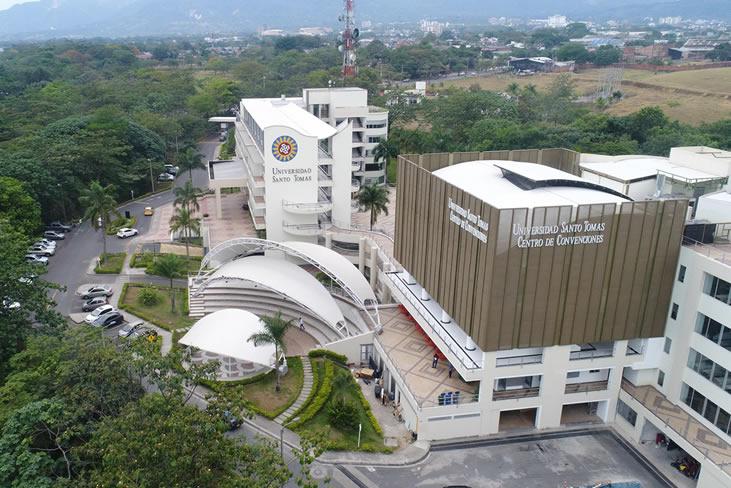 Institución universitaria Universidad Santo Tomás - Villavicencio