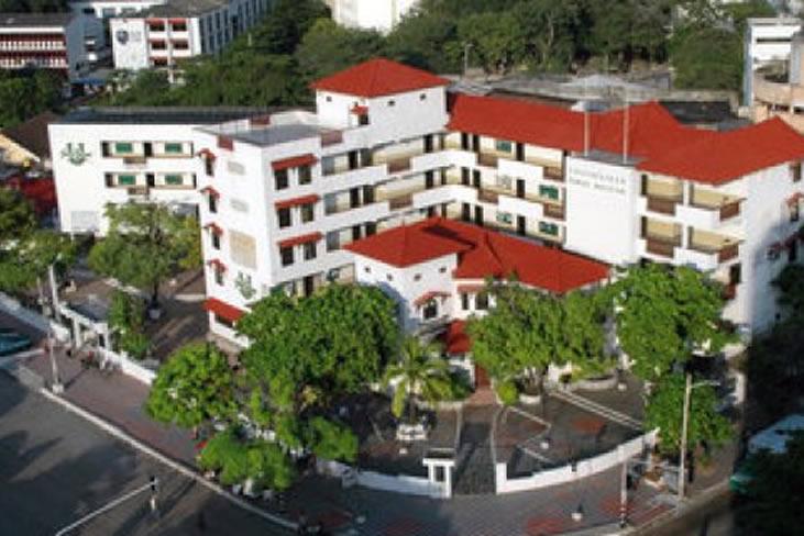 Institución universitaria Universidad Simón Bolívar
