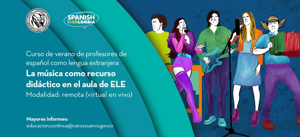 Curso de verano de profesores de español como lengua extranjera - B