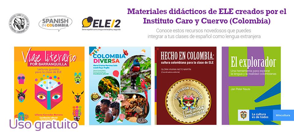 Descarga gratuitamente nuestros materiales ELE y sácales provecho en tus clases