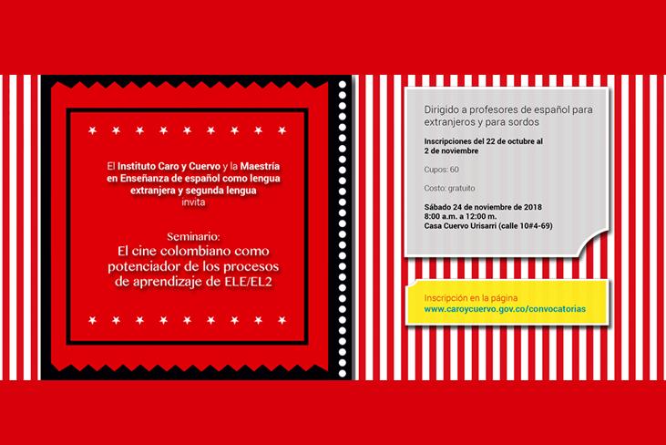 El cine colombiano como potenciador de los procesos de aprendizaje de ELE/EL2